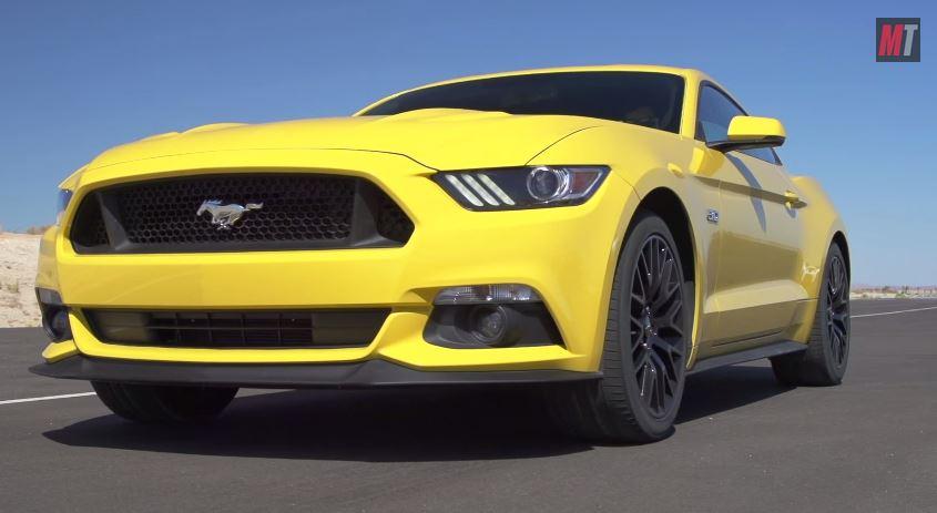 Video 2015 Mustang Gt Vs 2015 Chevy Camaro Ss Track Battle Bestride