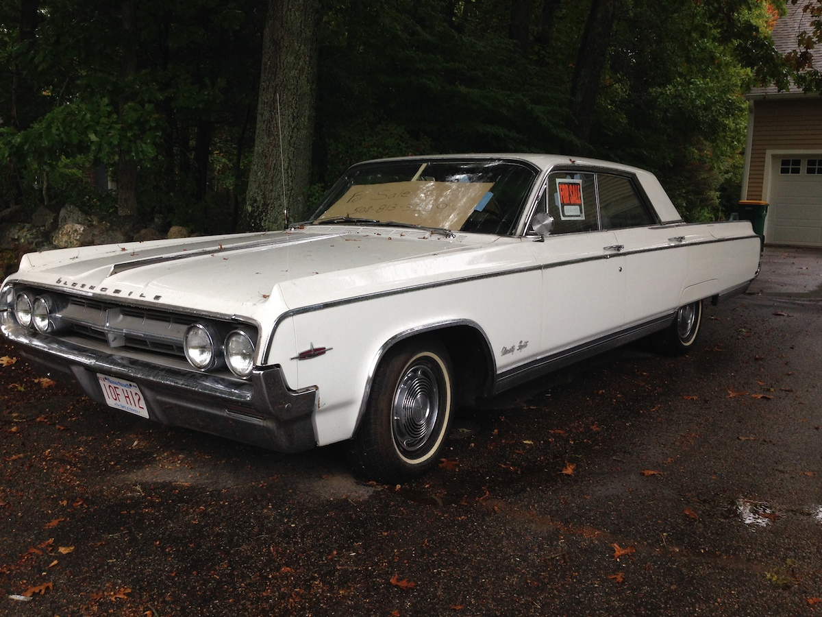 1964 oldsmobile Ninety eight 1