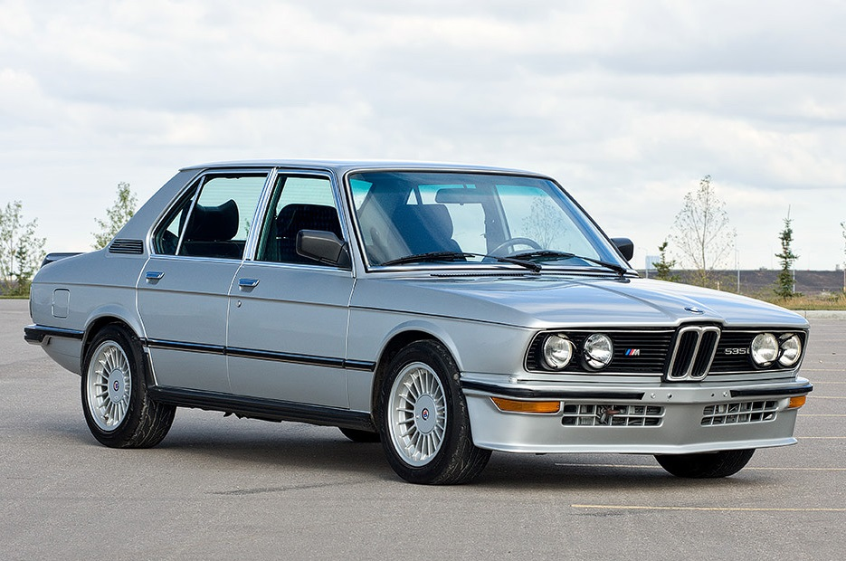 1981-BMW-M535i-Front