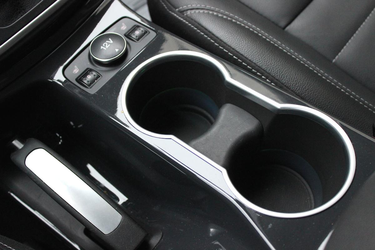 2014 Ford Escape Titanium 4WD Cupholder