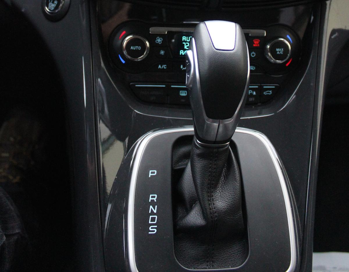 2014 Ford Escape Titanium Transmission