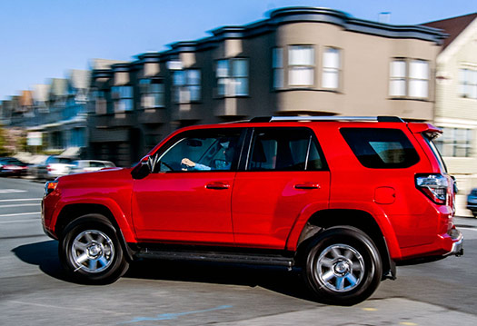 2014 toyota 4runner trail premium so you think you want a genuine suv blogs examiner. Black Bedroom Furniture Sets. Home Design Ideas