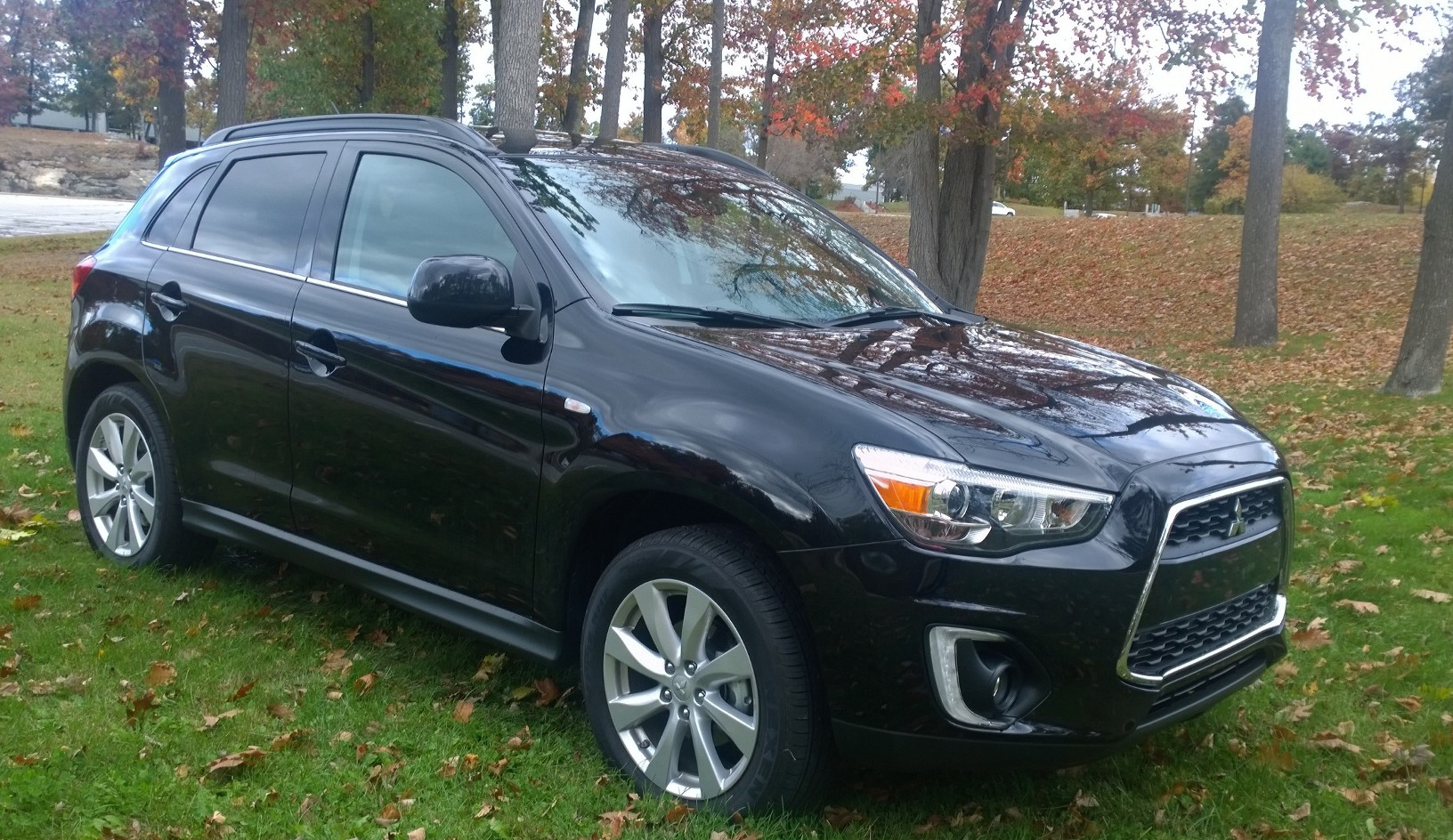 REVIEW: 2015 Mitsubishi Outlander Sport, An Urban Dweller's Crossover