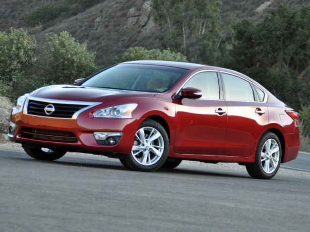 REVIEW: 2015 Nissan Altima SL