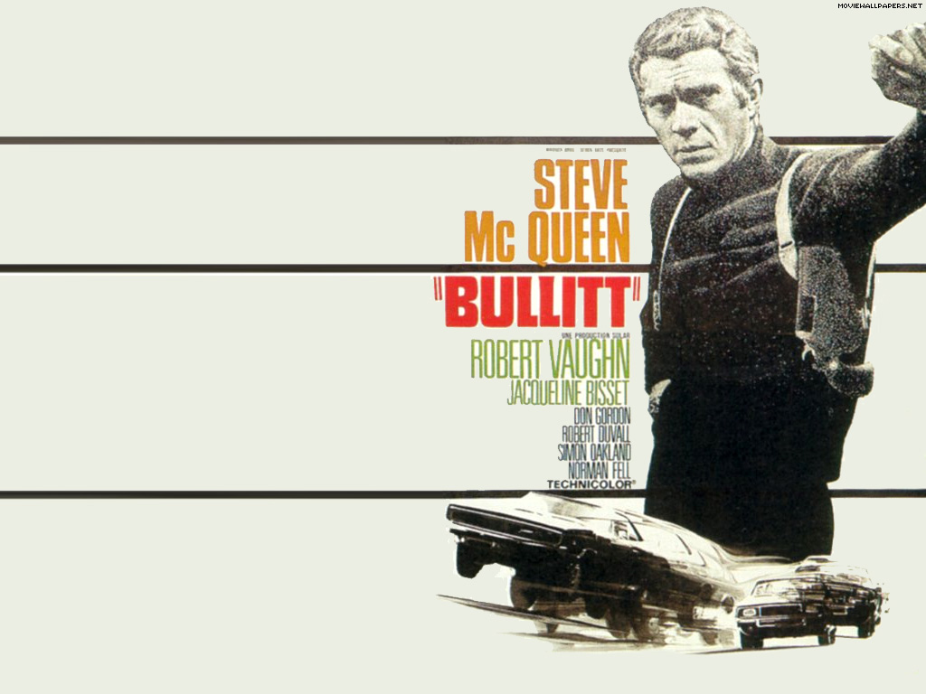 VIDEO: 7 Things You Probably Didn't Know About Bullitt