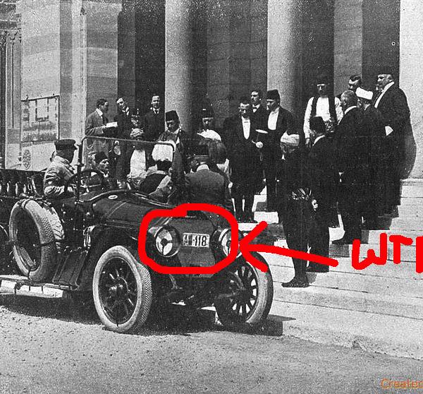 Cursed Cars II: Franz Ferdinand's 1910 Gräf & Stift Double