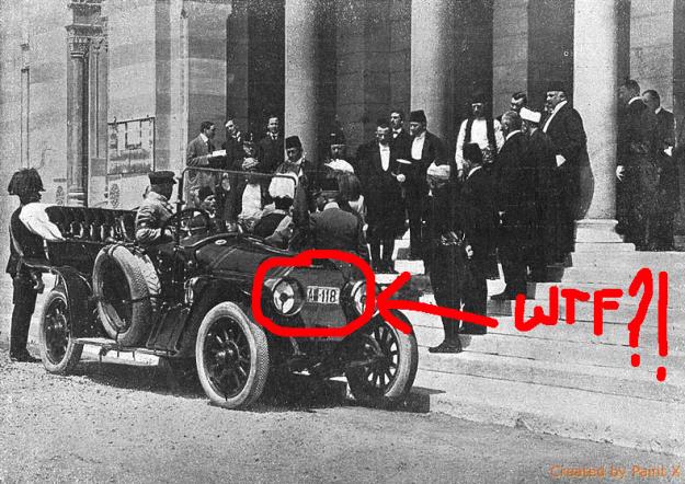 Cursed Cars II: Franz Ferdinand's 1910 Gräf & Stift Double Phaeton