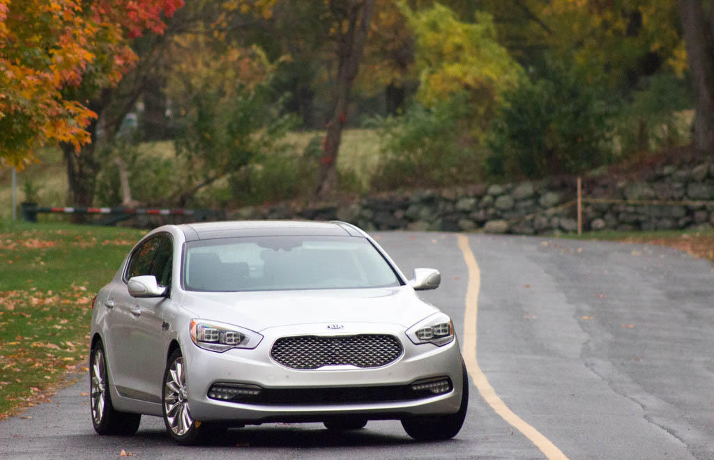 2 Kias For The Price Of One >> REVIEW: 2015 Kia K900 – Luxury Without the Price Tag | | BestRide