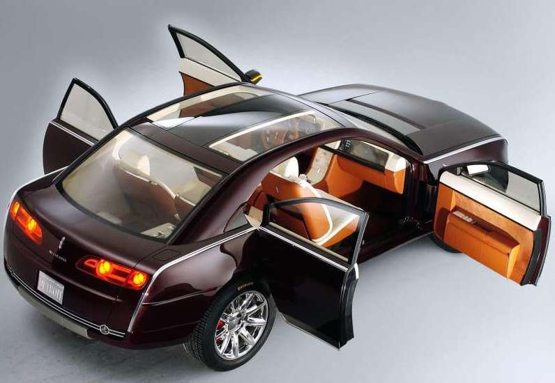 Photo Galleries Lincoln S Most Badass Concept Cars Bestride