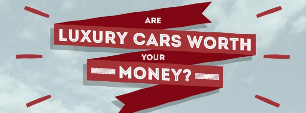 INFOGRAPHIC: Are Luxury Cars a Good Investment?