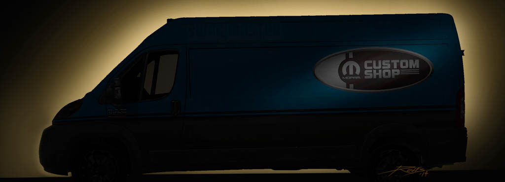 A sneak peak at a RAM Promaster that will be among a number of M