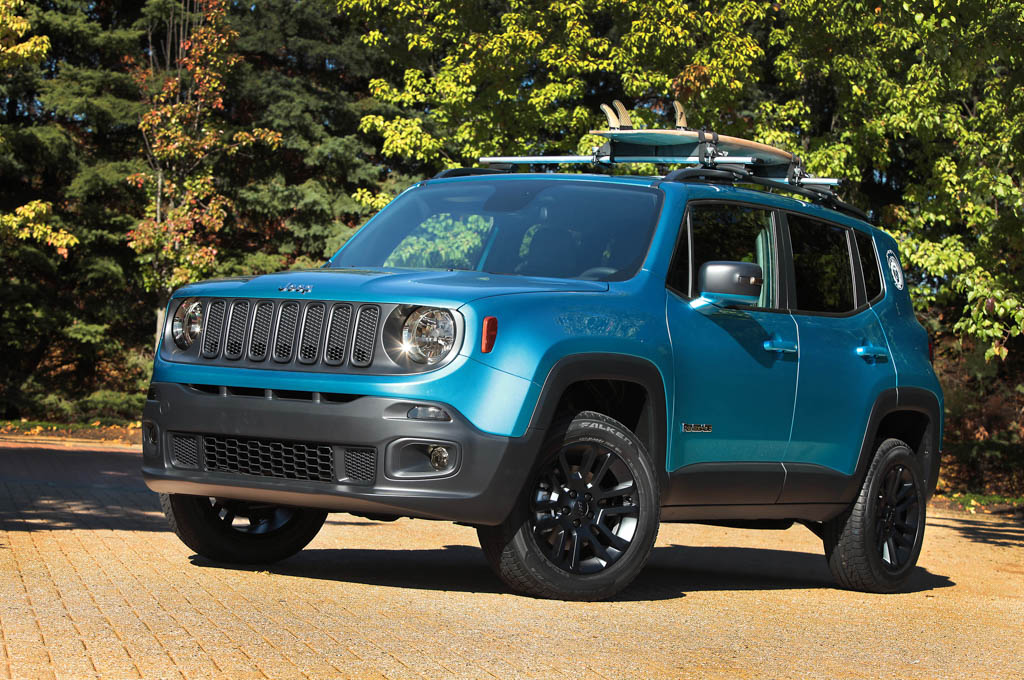 Jeep® Renegade Riptide