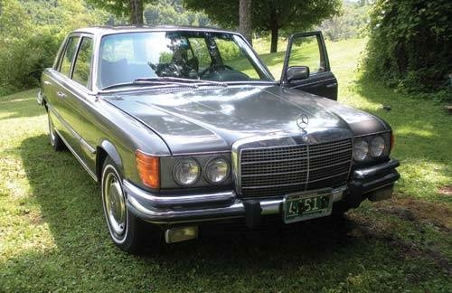 Mercedes 450 SEL from Hemmings