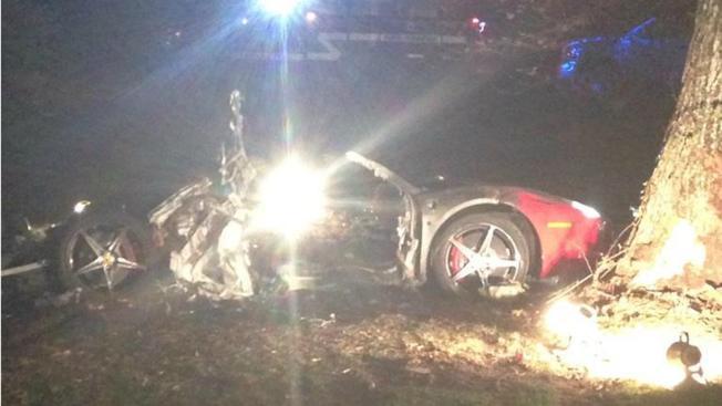 Middleton+Ferrari+Crash