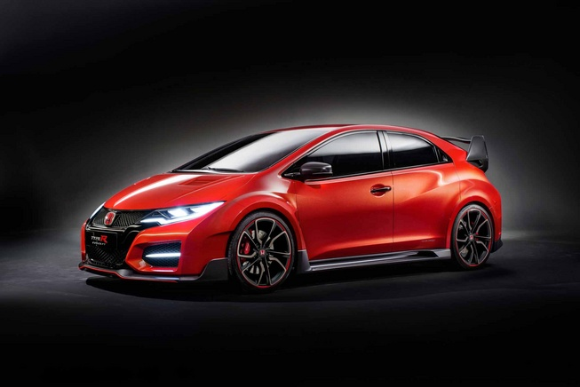 Paris-Auto-Show-Honda-Civic-Type-R-Bestride