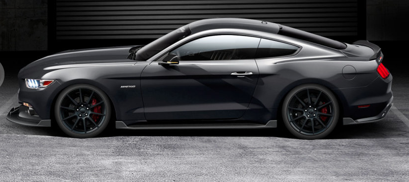 hennesey HPE700 Mustang