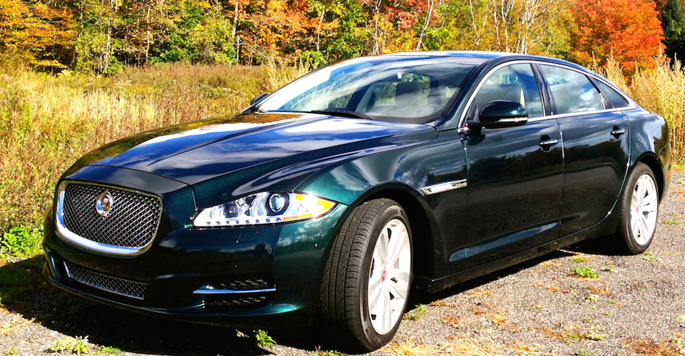 2015 Jaguar XJL Portfolio AWD: Grace, Poise & Performance