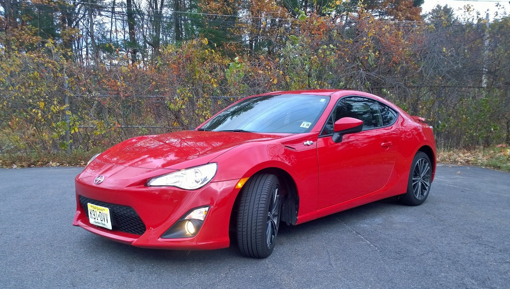 Lovely 2014 Scion FR S Front Quarter