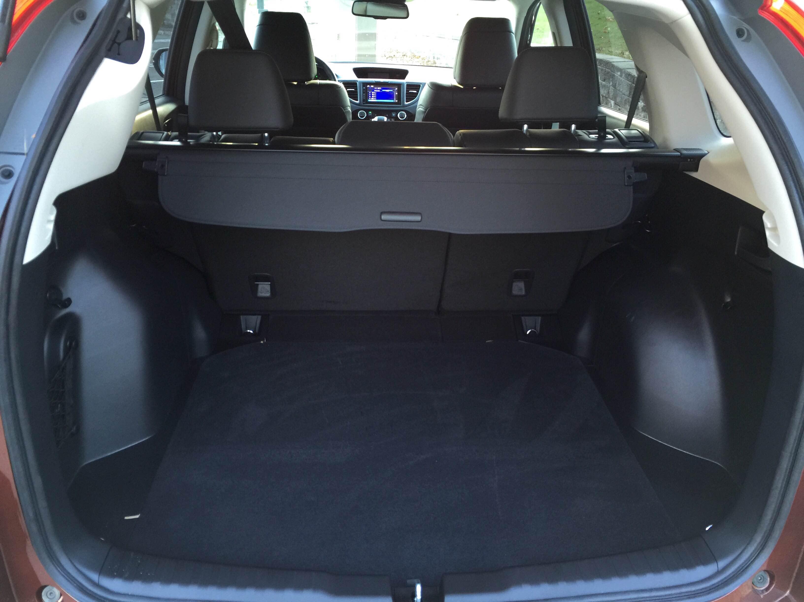2015 Honda CR-V Cargo