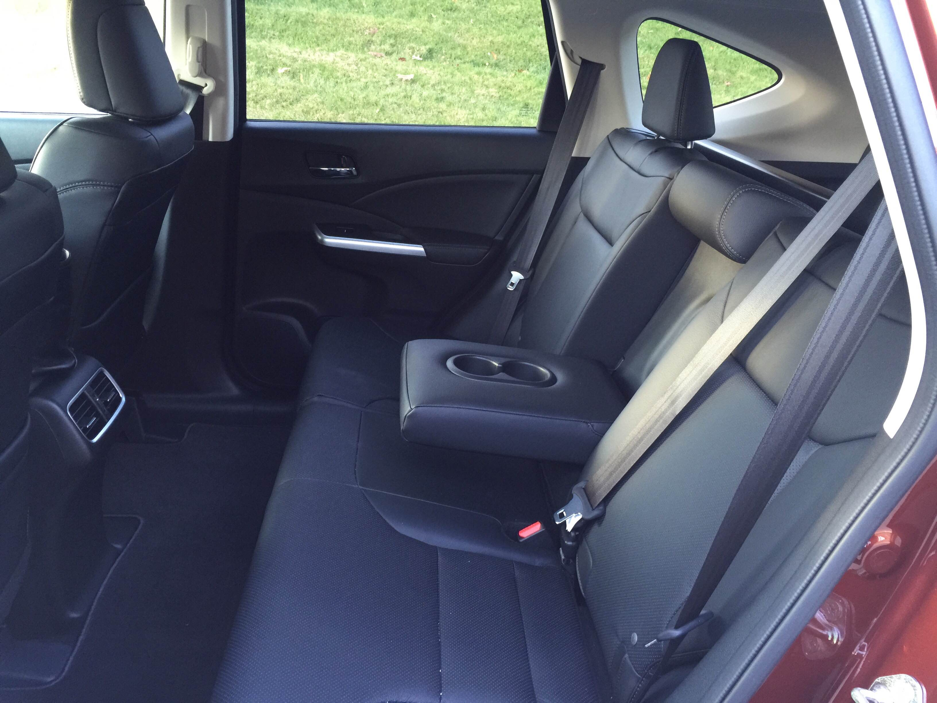 2015 Honda CR-V Rear Seats