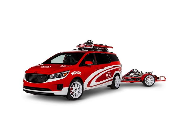 2014 SEMA -- Ultimate Karting Sedona