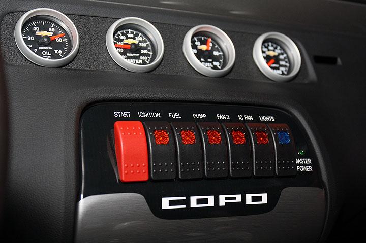 COPO Camaro 2015