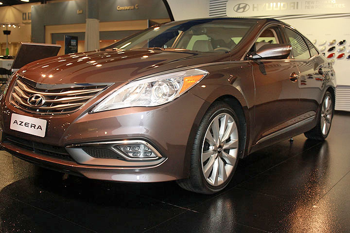 First Look 2015 Hyundai Azera Bestride