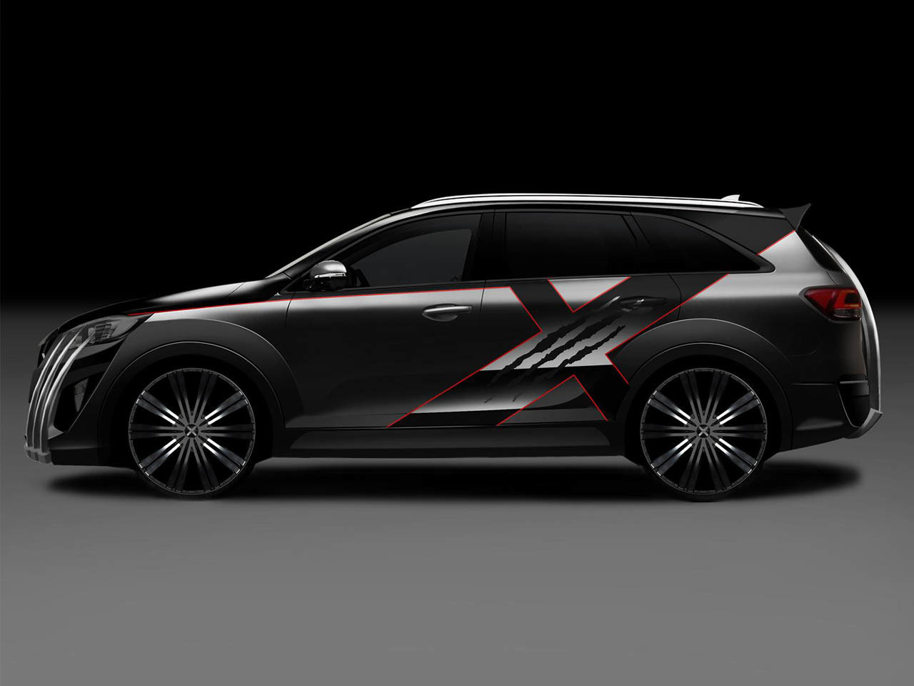 Kia X-Car Profile