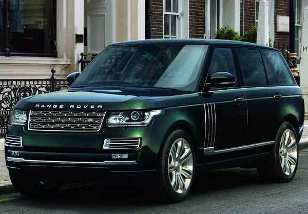 The Most Expensive Range Rover You Can Buy Comes With A