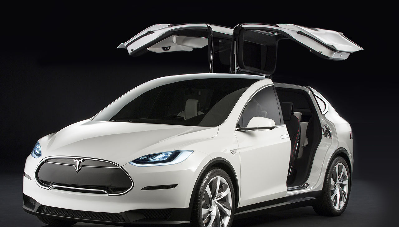 You Can Order a Tesla Model X, But You Won't See It Until 2016 ...