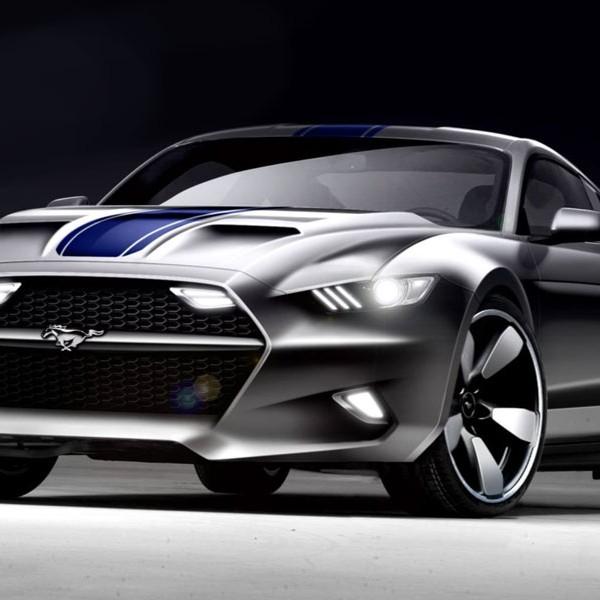 VIDEO: Fisker/Galpin 2015 Ford Mustang Rocket Debut