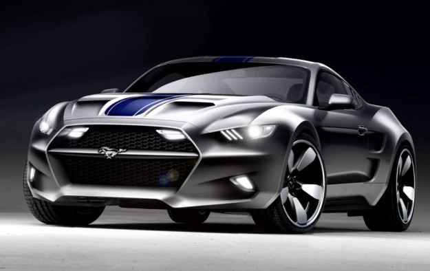 VIDEO: Fisker/Galpin 2015 Ford Mustang Rocket Debut – LA Auto Show