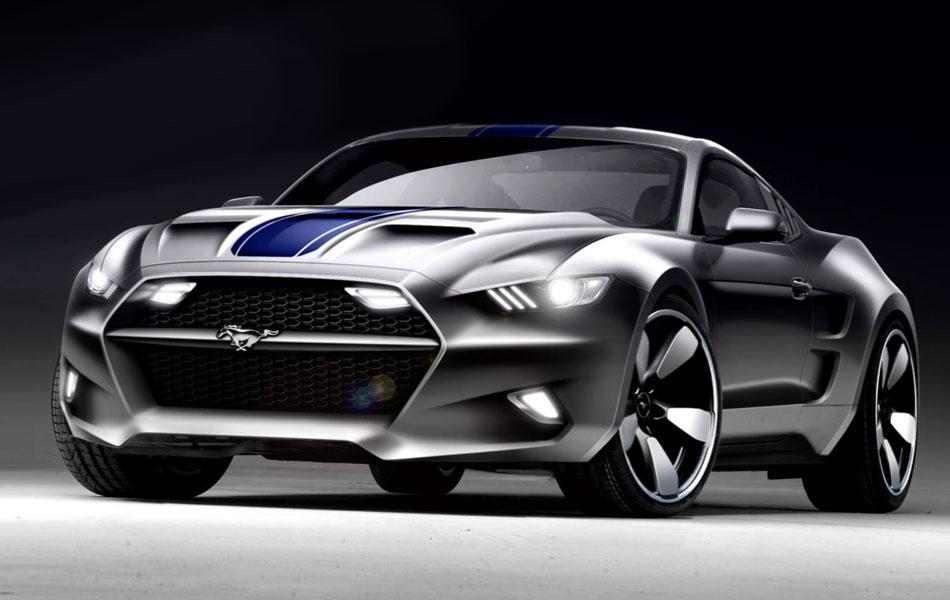 Video Fisker Galpin 2015 Ford Mustang Rocket Debut La Auto Show