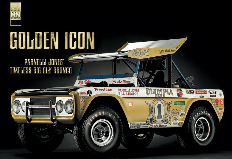 Big Valley Ford >> SEMA GALLERY: Elite Broncos' 1970 Ford Bronco Is a Modern ...