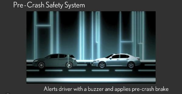 Forward Crash Prevention