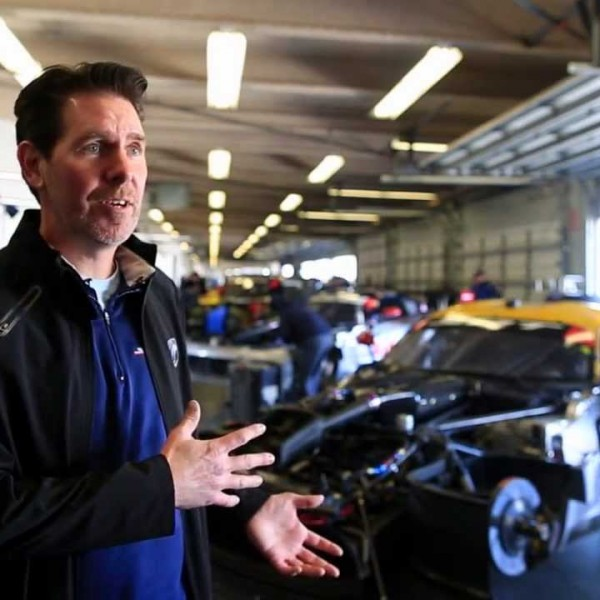 SRT's ‎Head Of Design Offers Advice For Young Automotive