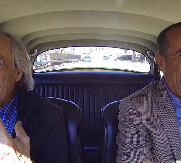 VIDEO: 5 Best Episodes Of Comedians In Cars Getting Coffee