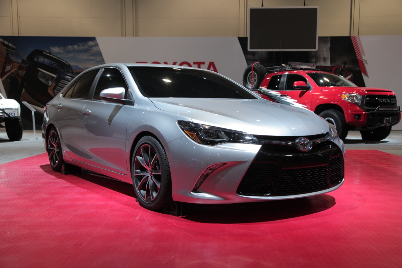 2015 Toyota Camry Xse With 850hp Bestride