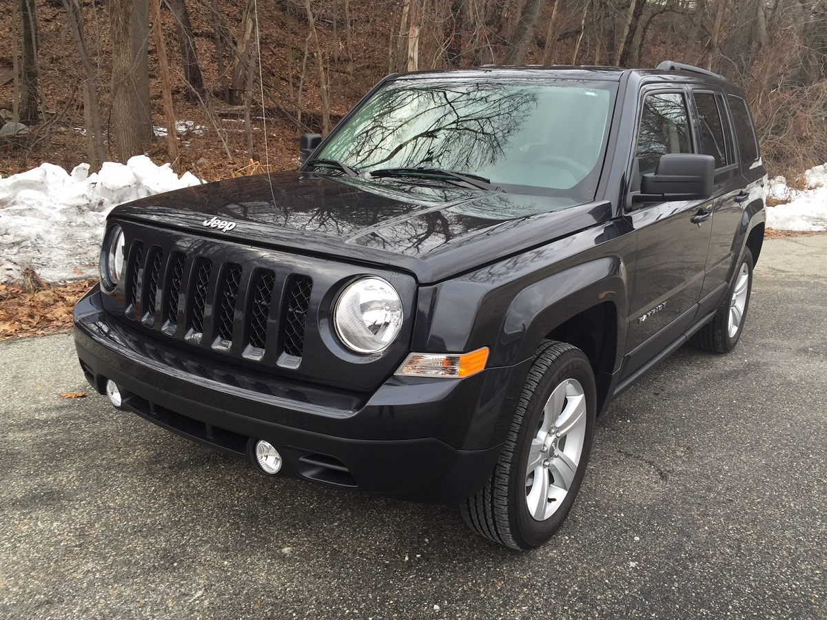 2014 Jeep Patriot Front Quarter