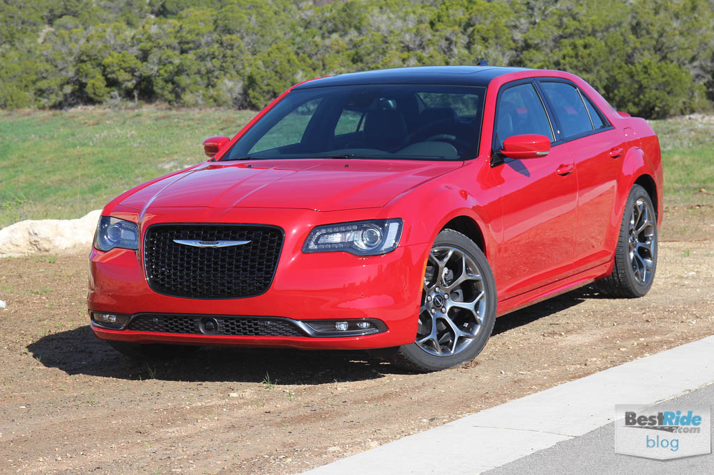 2015 Chrysler 300-4