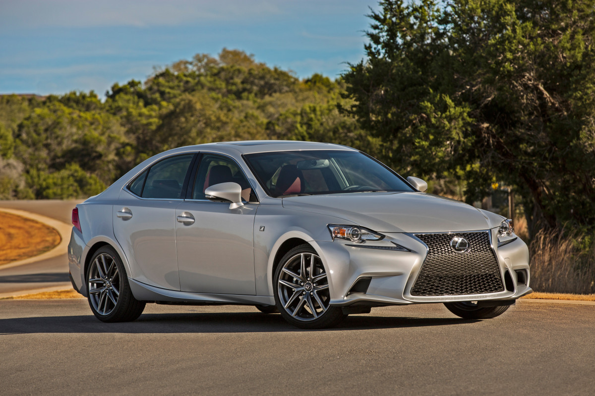 2015 Lexus IS350 F Sport