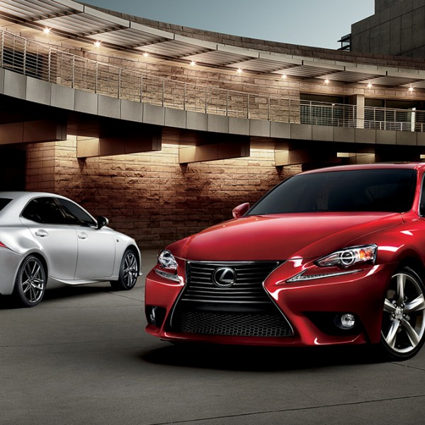 Lexus Is 350 Sport