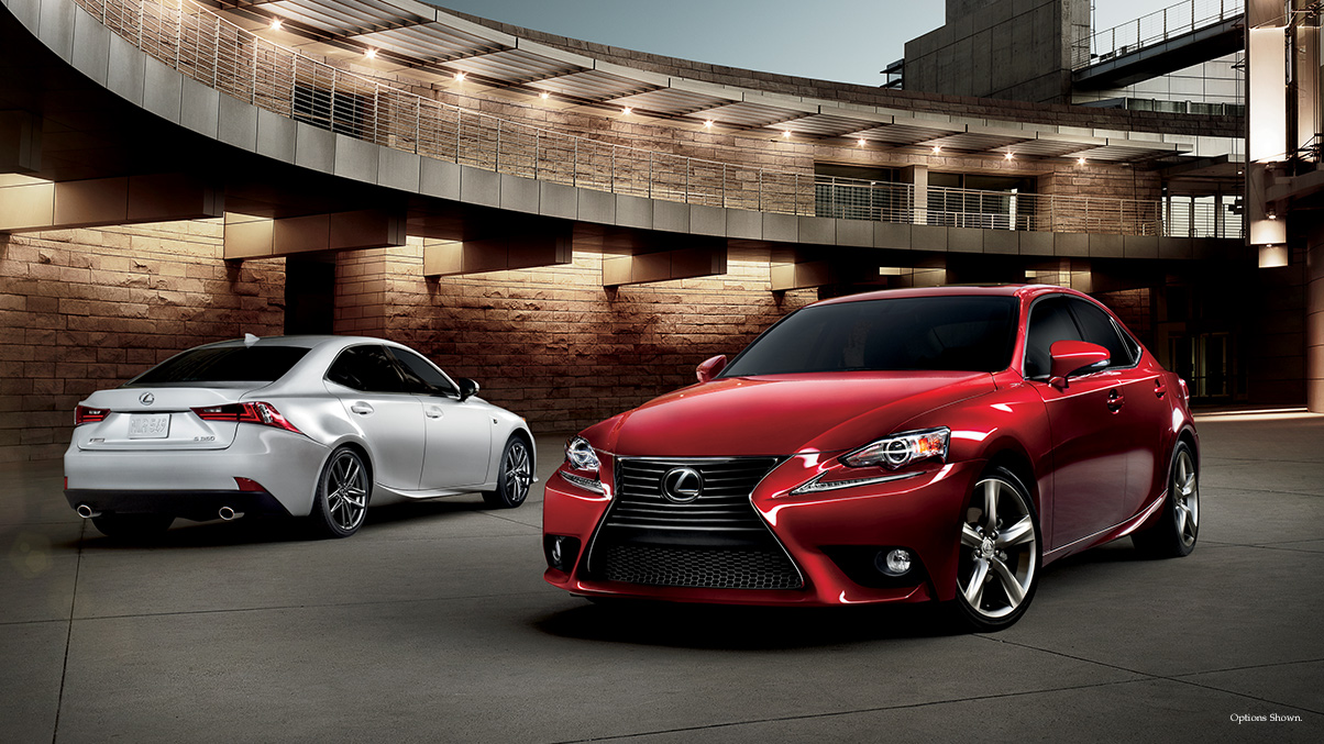 2015 Lexus IS350 Sport