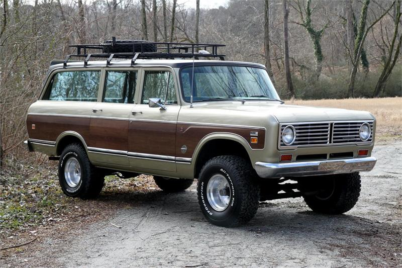 From the Want Files: 5 Killer Vintage SUVs - Blogs - The State
