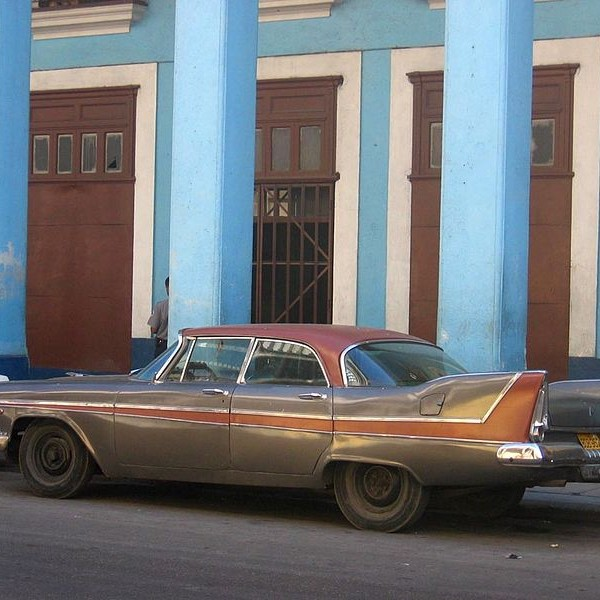2257 Best Yank Tanks Images On Pinterest: How Does The US Policy Change Toward Cuba Change The Car