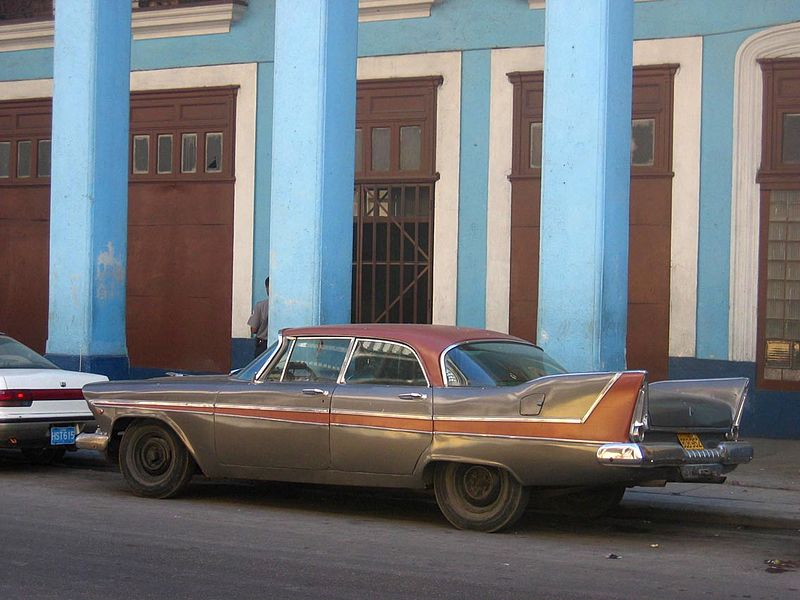 How Does the US Policy Change Toward Cuba Change the Car Culture ...