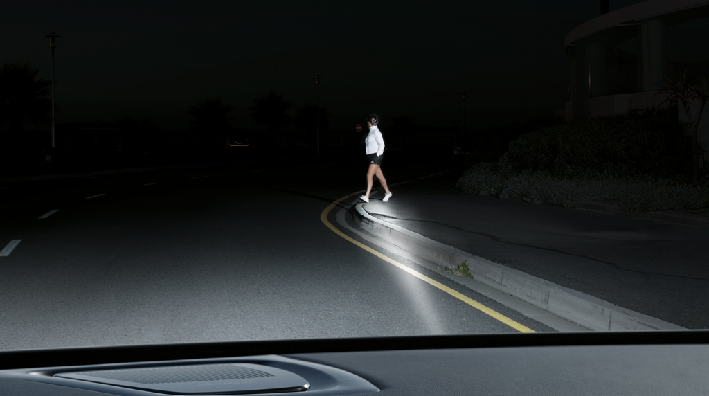 Pedestrian Sensing Headlamps They Really Work But The