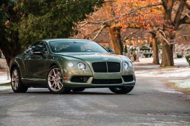 REVIEW: 2015 Bentley Continental GT V8 S