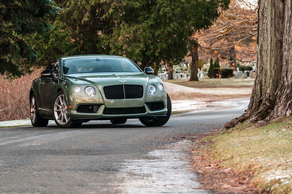 Bentley Continental GT V8 S-5
