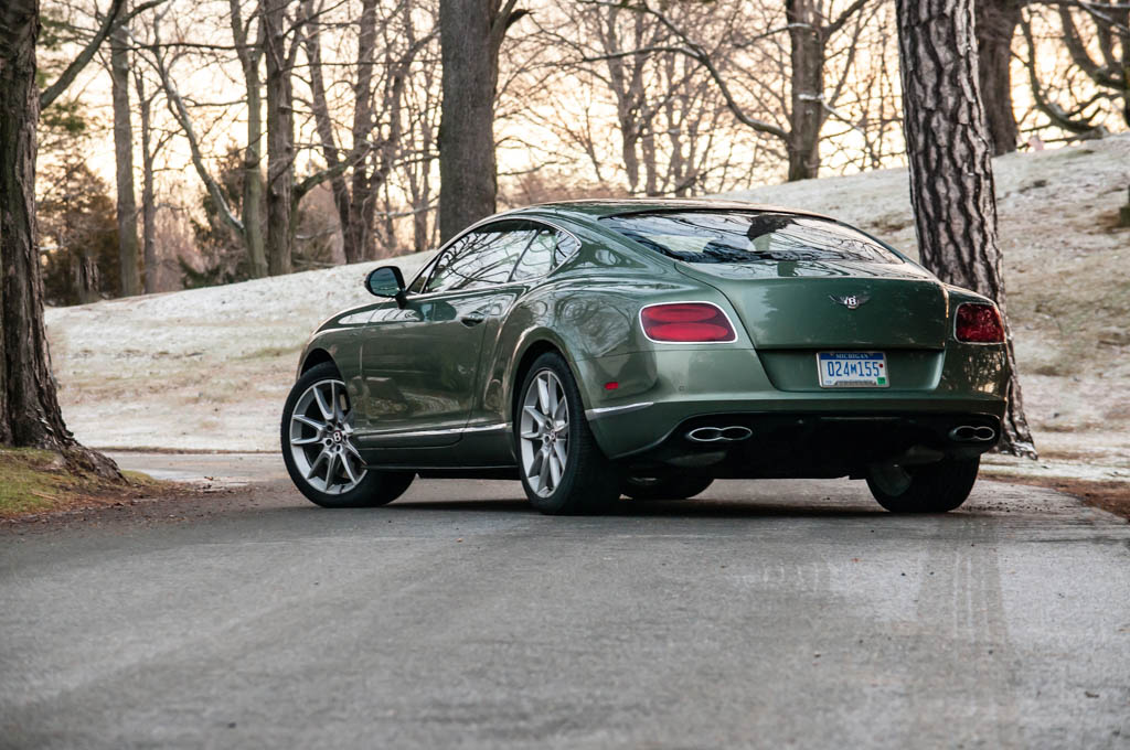 Bentley Continental GT V8 S-6